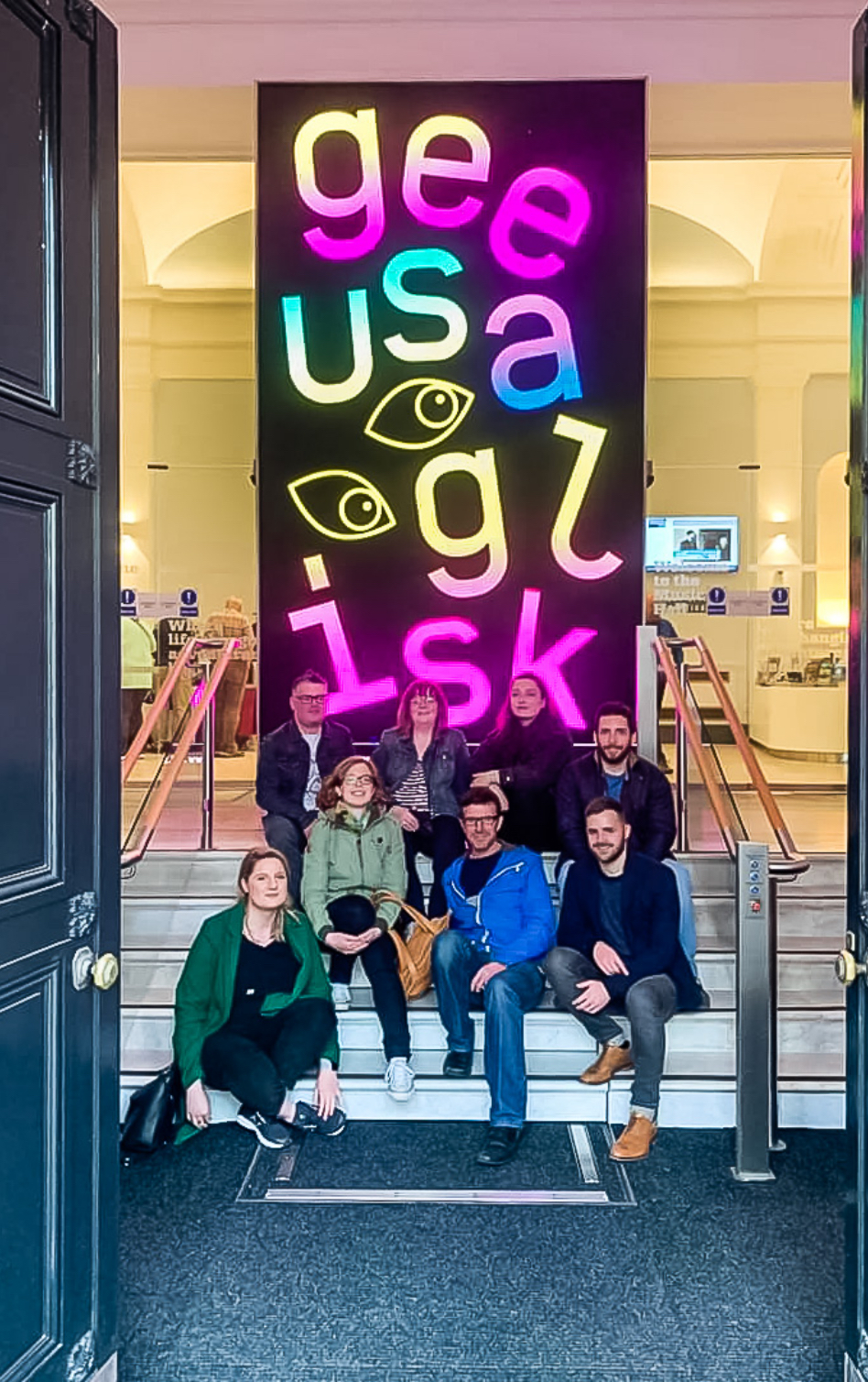 , Foos yer Doric min? Interact with our digital exhibit, 'Glisk' during Look Again Festival 2019