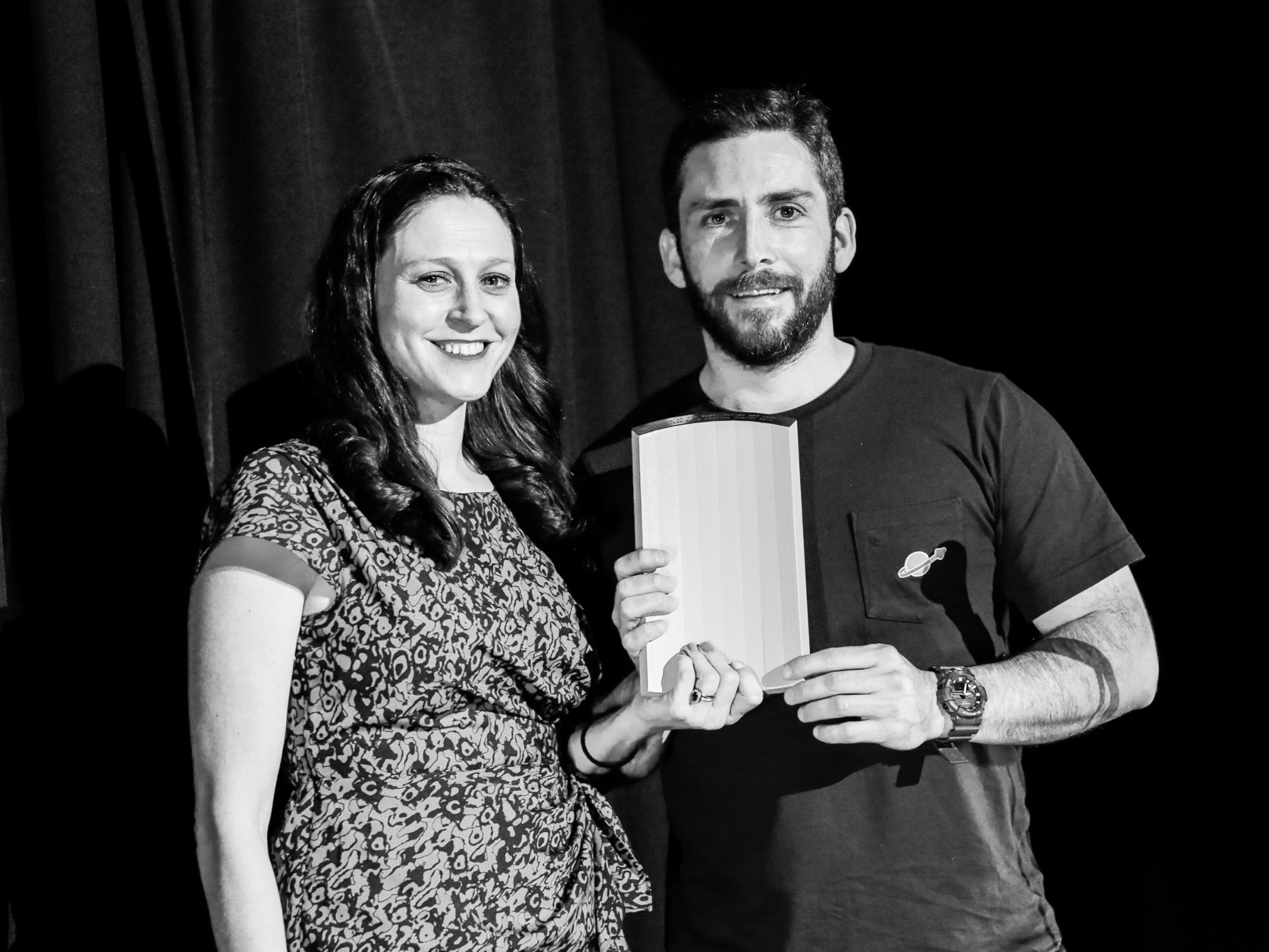 , Design and Code win 'Agency of the Year' at the Scottish Tech Startup Awards